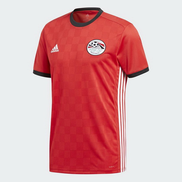 Maillot Om Pas Cher adidas Domicile Maillots Égypte 2018 Rouge
