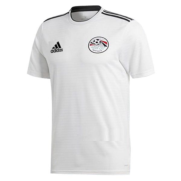 Maillot Om Pas Cher adidas Exterieur Maillots Égypte 2018 Blanc