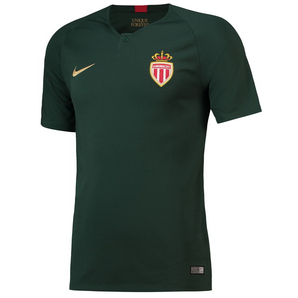 Maillot Om Pas Cher Nike Exterieur Maillots AS Monaco 2018 2019 Vert