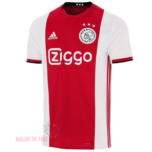 Maillot Om Pas Cher adidas Domicile Maillot Ajax 2019 2020 Rouge