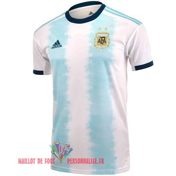 Maillot Om Pas Cher Adidas Thailande DomiChili Maillot Argentine 2019 Blanc