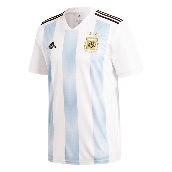 Maillot Om Pas Cher adidas Domicile Maillots Argentine 2018 Blanc