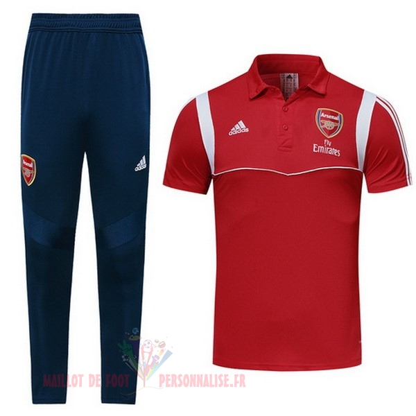 Maillot Om Pas Cher adidas Ensemble Polo Arsenal 2019 2020 Rouge
