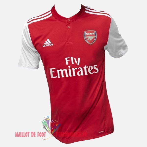 Maillot Om Pas Cher Adidas Thailande DomiChili Maillot Arsenal 2019 2020 Rouge Blanc
