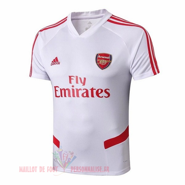 Maillot Om Pas Cher adidas Entrainement Arsenal 2019 2020 Blanc