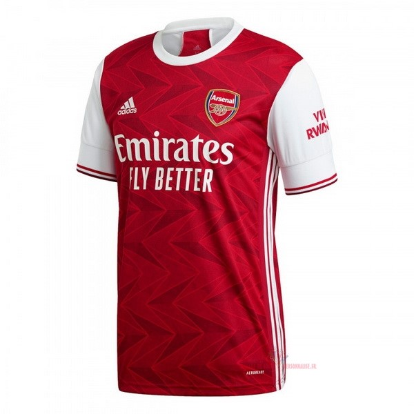 Maillot Om Pas Cher adidas Thailande Domicile Maillot Arsenal 2020 2021 Rouge