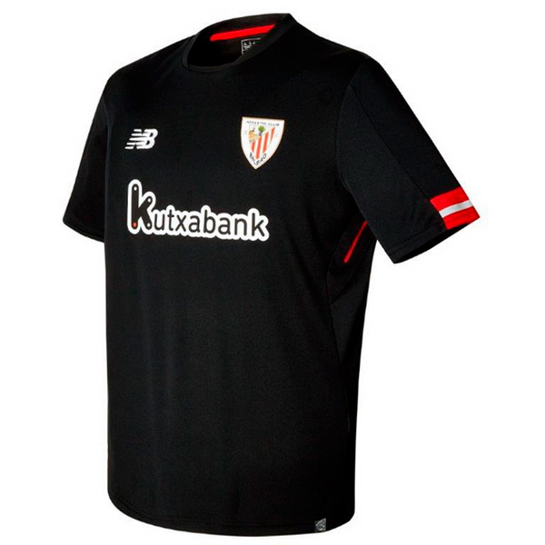 Maillot Om Pas Cher New Balance Exterieur Maillots Athletic Bilbao 2017 2018 Noir