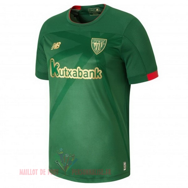 Maillot Om Pas Cher New Balance Exterieur Maillot Athletic Bilbao 2019 2020 Vert