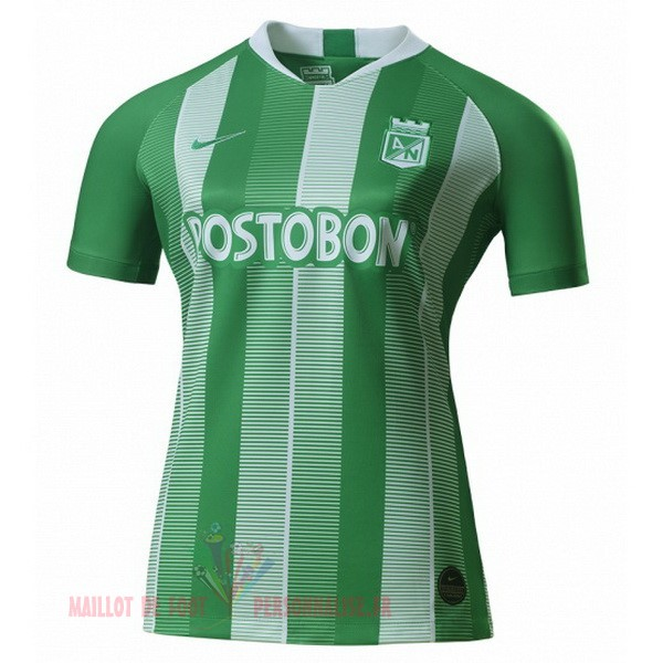 Maillot Om Pas Cher Nike DomiChili Maillot Femme Atlético Nacional 2019 2020 Vert