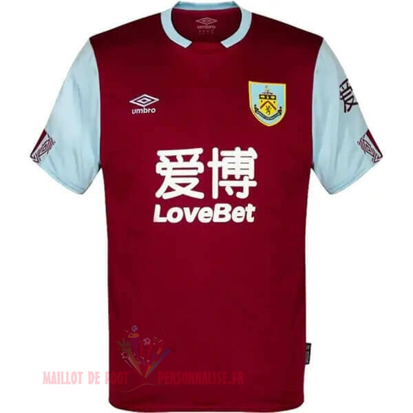 Maillot Om Pas Cher Umbro Domicile Maillot Burnley 2019 2020 Rouge