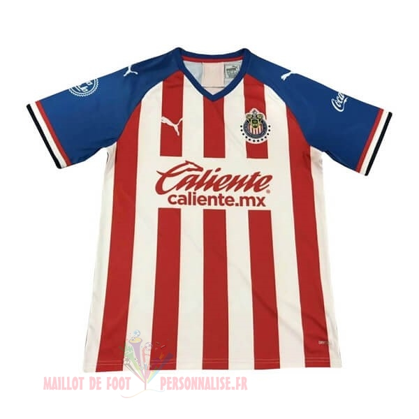 Maillot Om Pas Cher PUMA Domicile Maillot CD Guadalajara 2019 2020 Rouge