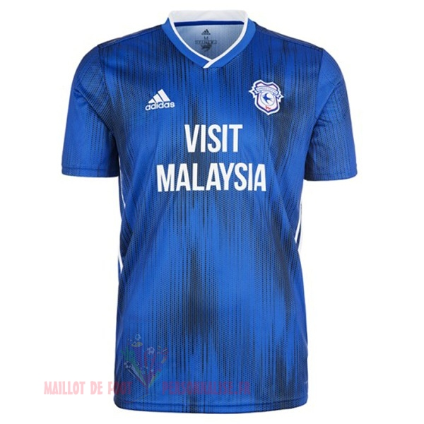 Maillot Om Pas Cher adidas Domicile Maillot Cardiff City 2019 2020 Bleu