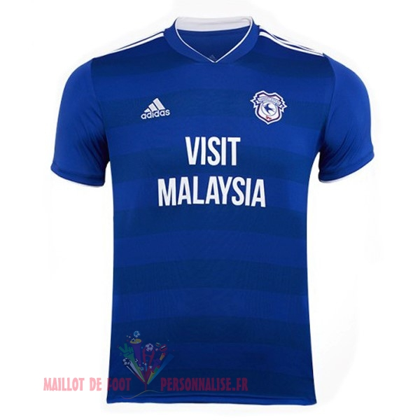 Maillot Om Pas Cher adidas Domicile Maillots Cardiff City 18-19 Bleu
