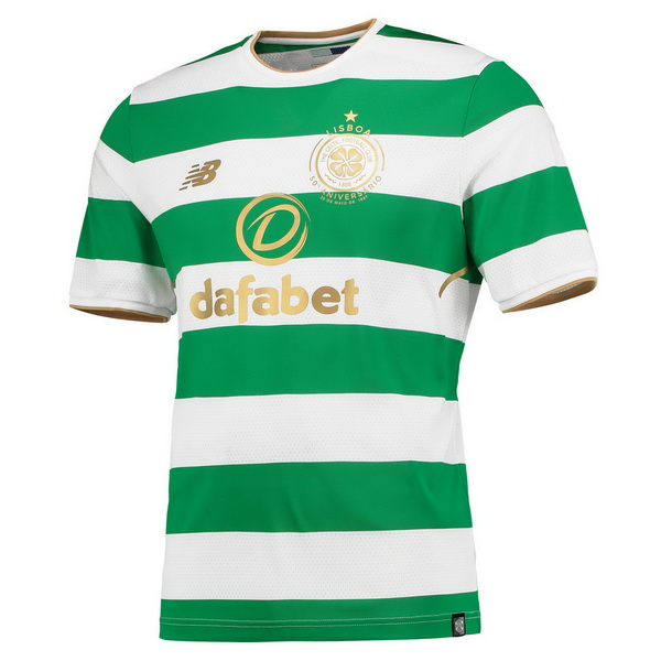Maillot Om Pas Cher New Balance Domicile Maillots Celtic 2017 2018 Vert