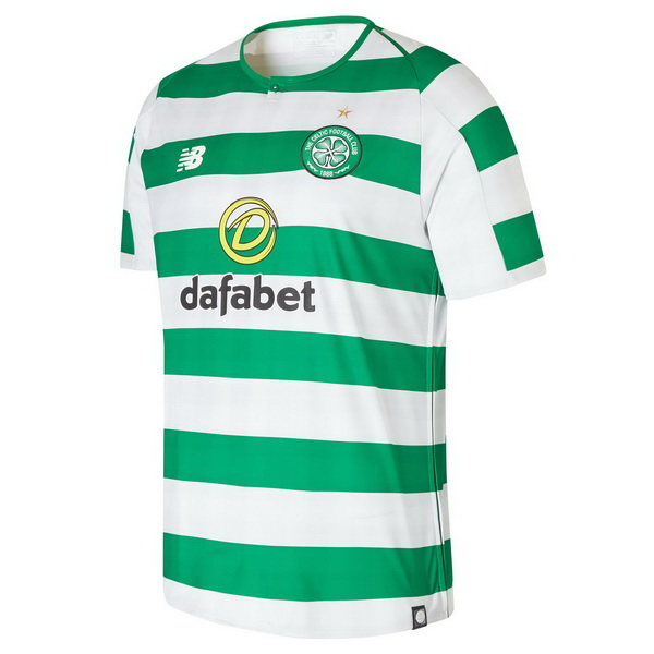 Maillot Om Pas Cher New Balance Domicile Maillots Celtic 2018 2019 Vert