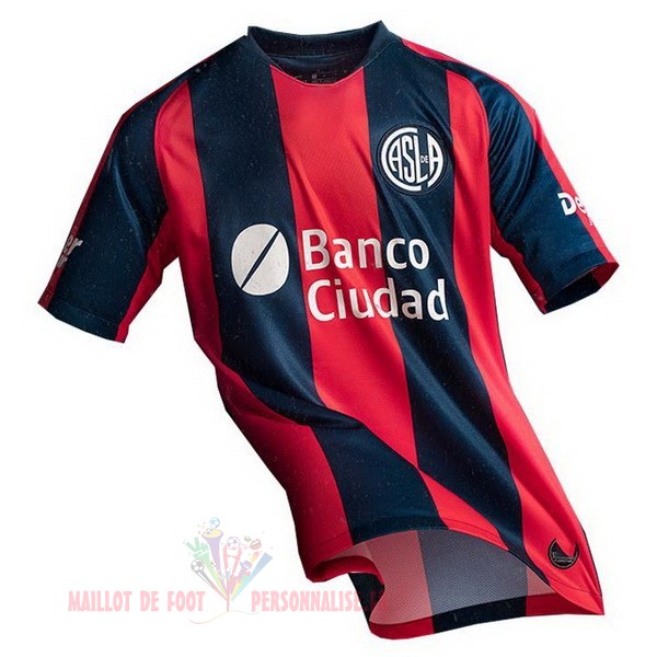 Maillot Om Pas Cher Nike DomiChili Maillot San Lorenzo De Almagro 2019 2020 Rouge