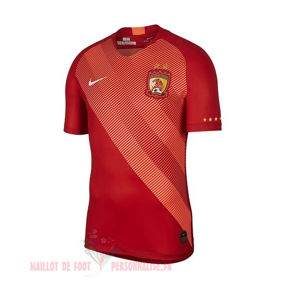 Maillot Om Pas Cher Nike DomiChili Maillot Evergrande 2019 2020 Rouge