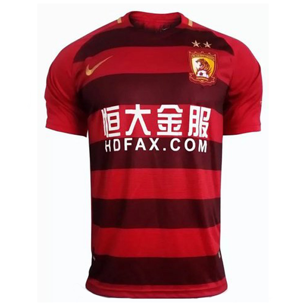 Maillot Om Pas Cher Nike Domicile Maillots Evergrande 2017 2018 Rouge