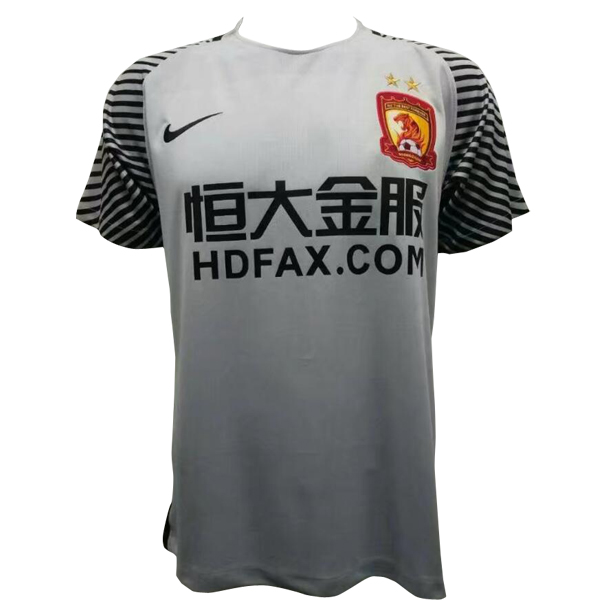 Maillot Om Pas Cher Nike Maillots Gardien Evergrande 2017 2018 Gris