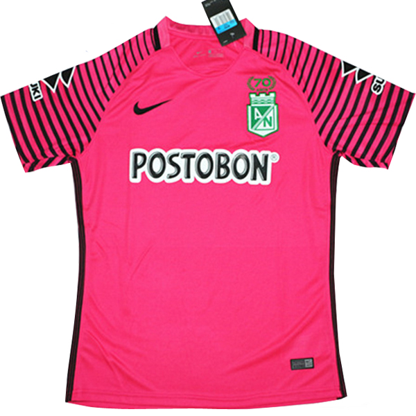 Maillot Om Pas Cher Nike Maillots Atlético Nacional 2017 2018 Rose