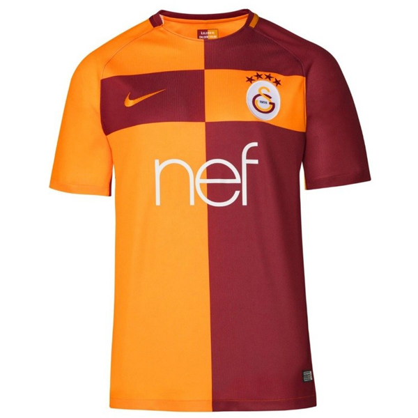 Maillot Om Pas Cher Nike Domicile Maillots Galatasaray SK 2017 2018 Orange
