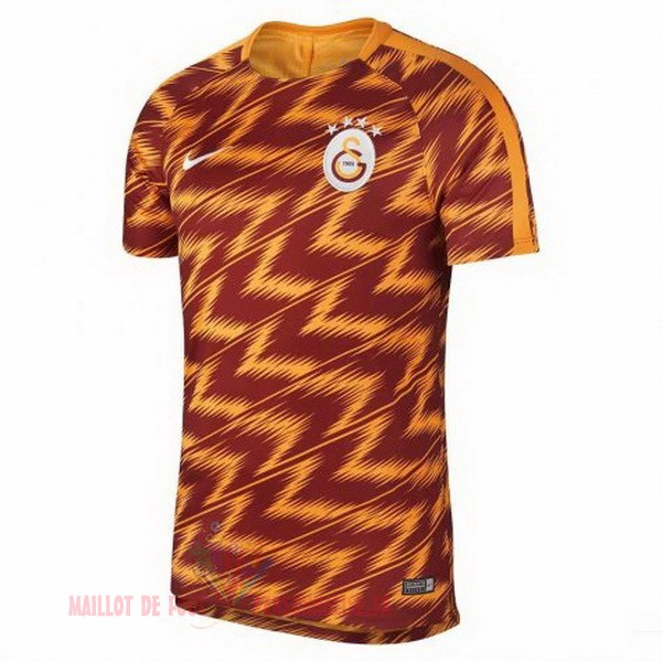 Maillot Om Pas Cher Nike Pre Match Galatasaray Sk 2018 2019 Orange