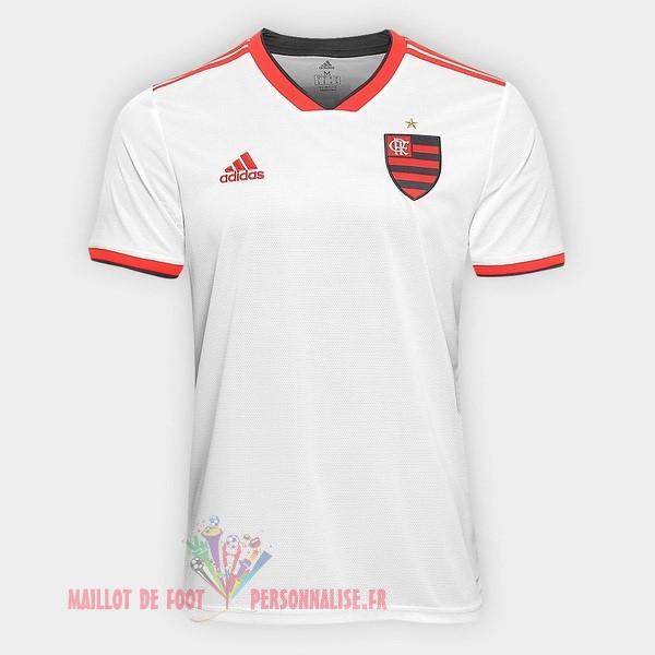 a853c85701 Maillot Om Pas Cher adidas Exterieur Maillots Flamengo 2018-2019 Blanc