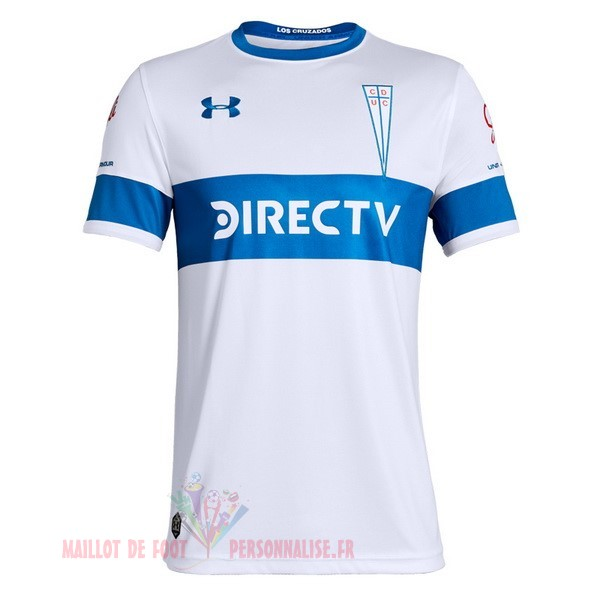 Maillot Om Pas Cher Under Armour DomiChili Maillot Cd Universidad Católica 2019 2020 Blanc