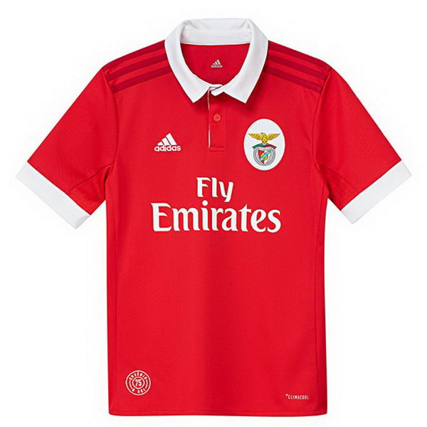 Maillot Om Pas Cher adidas Domicile Maillots Benfica 2017 2018 Rouge