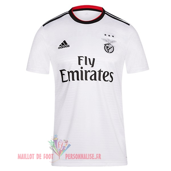 Maillot Om Pas Cher adidas Exterieur Maillots Benfica 2018-2019 Blanc