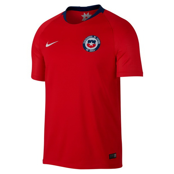 Maillot Om Pas Cher Nike Domicile Maillots Chili 2018 Rouge