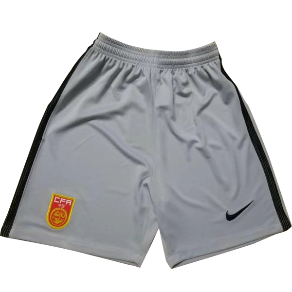 Maillot Om Pas Cher Nike Shorts Gardien Chine 2017 Gris
