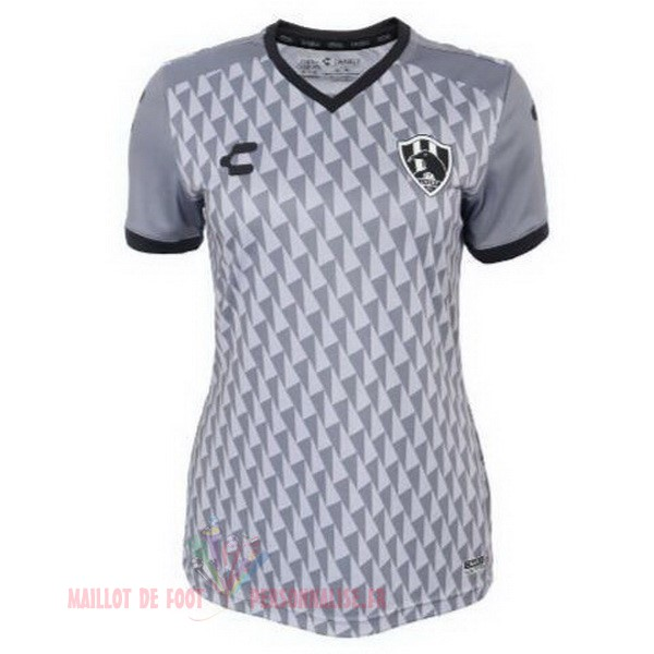Maillot Om Pas Cher Tenis Charly Third Maillot Femme Cuervos 2019 2020 Gris