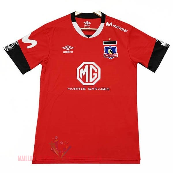 Maillot Om Pas Cher Tenis Charly Third Maillot Colo Colo 2019 2020 Rouge
