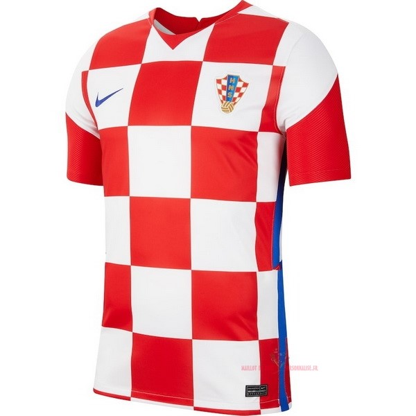 Maillot Om Pas Cher Nike Domicile Maillot Croatie 2020 Rouge