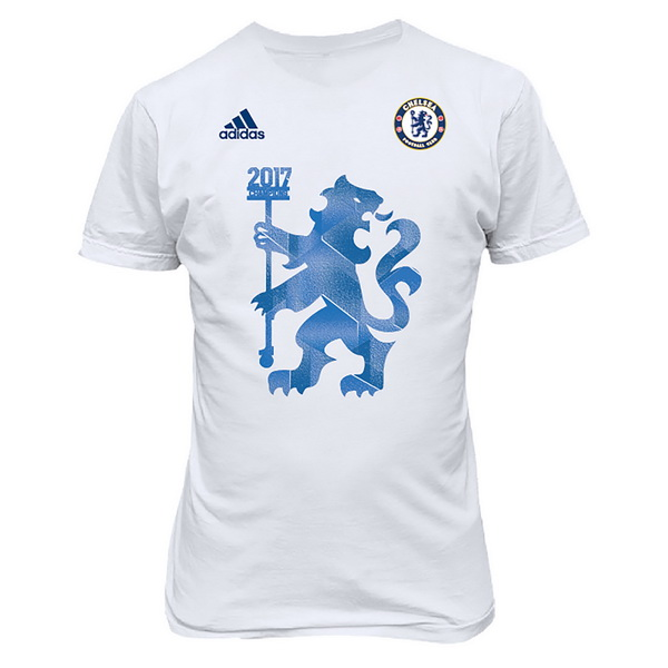 Maillot Om Pas Cher Nike Entrainement Chelsea 2017 2018 Blanc