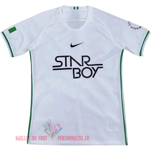Maillot Om Pas Cher Nike Entrainement Nigeria 2018 Blanc