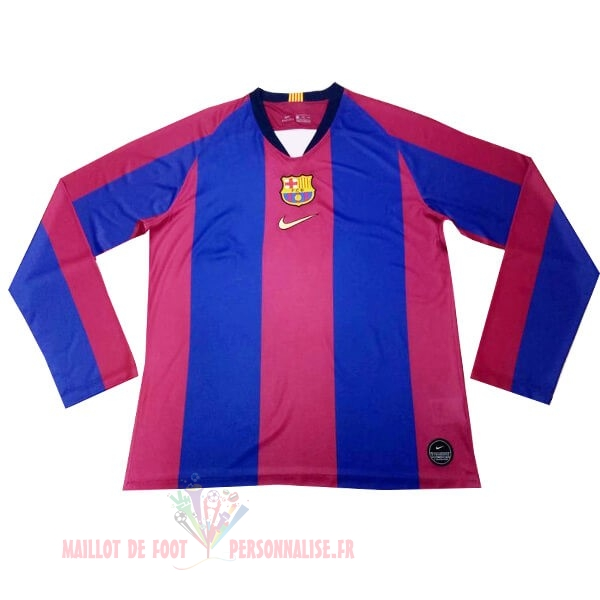 Maillot Om Pas Cher Nike Maillot Manches Longues Barcelona 120th Bleu Rouge