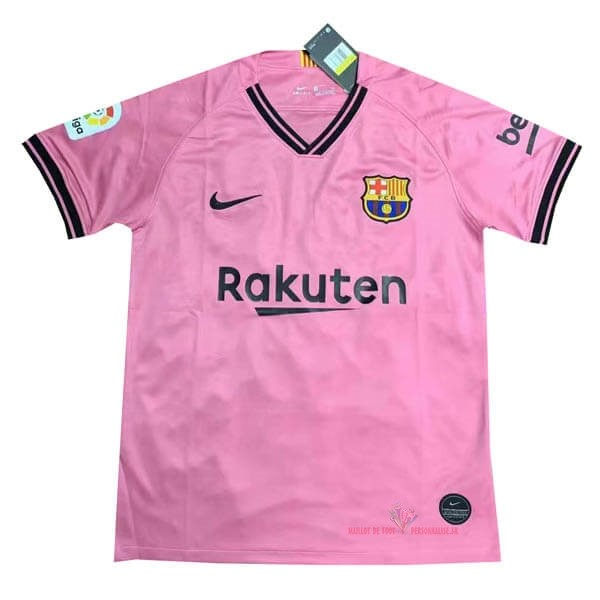 Maillot Om Pas Cher Nike Third Concept Barcelone 2020 2021 Rose
