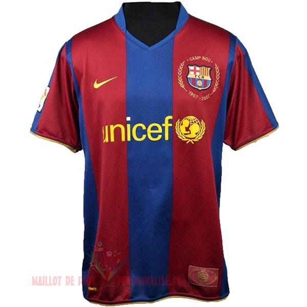 Maillot Om Pas Cher Nike Maillot Barcelona 50Th Bleu Rouge