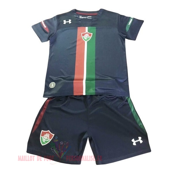 Maillot Om Pas Cher Under Armour Third Ensemble Enfant Fluminense 2019 2020 Noir