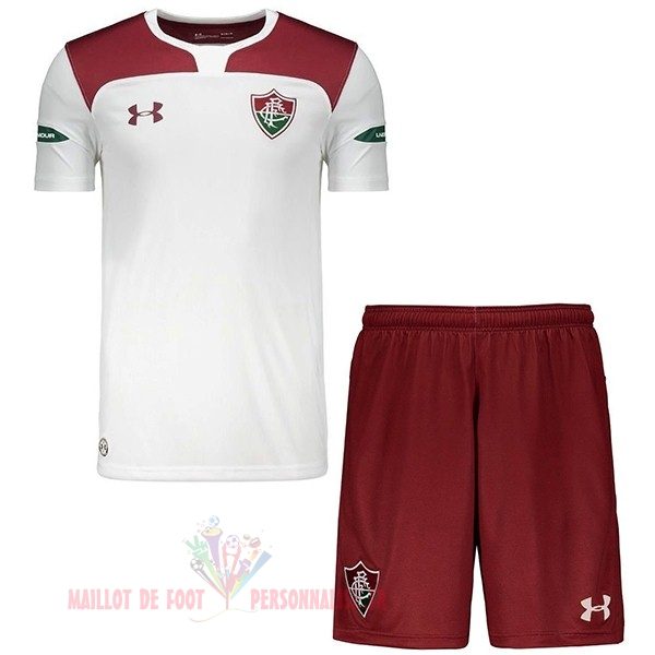 Maillot Om Pas Cher Under Armour Exterieur Ensemble Enfant Fluminense 2019 2020 Rouge Blanc