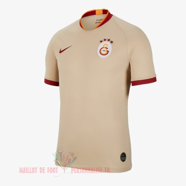 Maillot Om Pas Cher Nike Exterieur Maillot Galatasaray SK 2019 2020 Marron