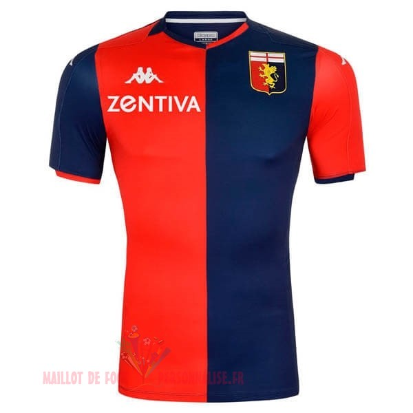 Maillot Om Pas Cher Kappa Domicile Maillot Genoa 2019 2020 Rouge