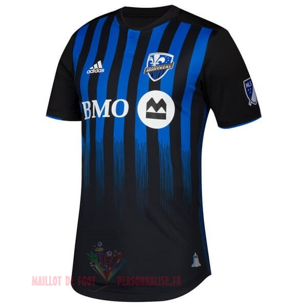 Maillot Om Pas Cher adidas Domicile Maillot Montreal Impact 2019 2020 Bleu