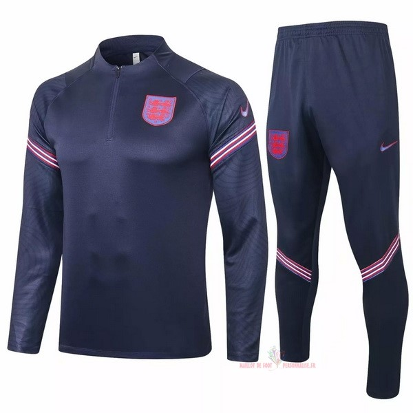 Maillot Om Pas Cher Nike Survêtements Angleterre 2020 Bleu Marine Rouge