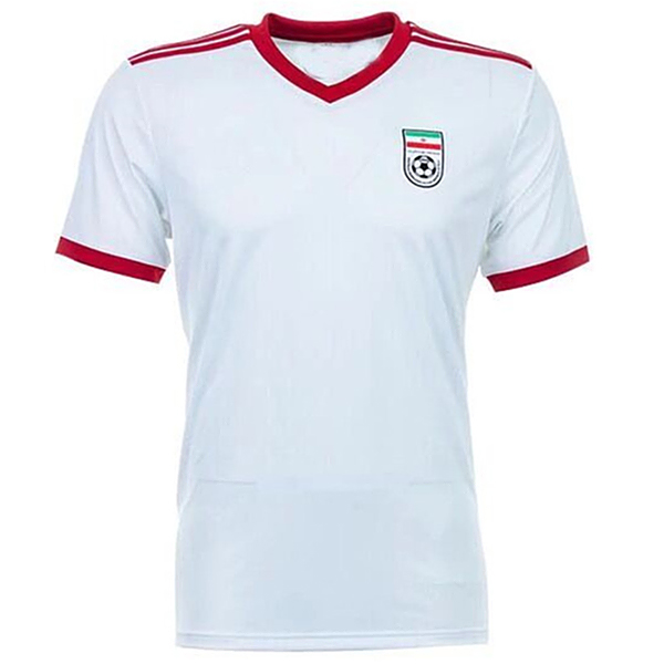 Maillot Om Pas Cher adidas Domicile Maillots Iran 2018 Blanc