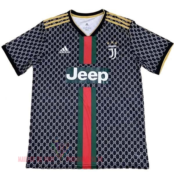 Maillot Om Pas Cher adidas Maillot Juventus 2019 2020 Noir Rouge