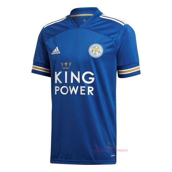Maillot Om Pas Cher adidas Domicile Maillot Leicester City 2020 2021 Bleu