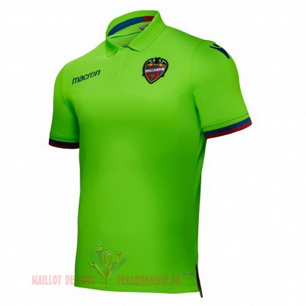 Maillot Om Pas Cher Macron Third Maillot Levante 2018 2019 Vert